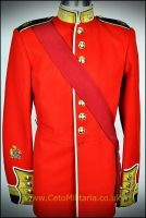 Grenadier Guards WO1/RSM Tunic (37/38