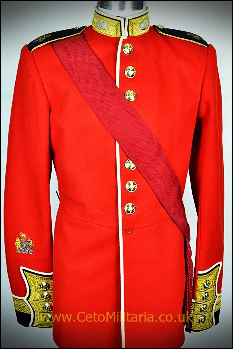 Grenadier Guards WO1/RSM Tunic ()
