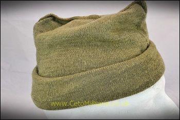 Cap Comforter, Fawn 1940/50s