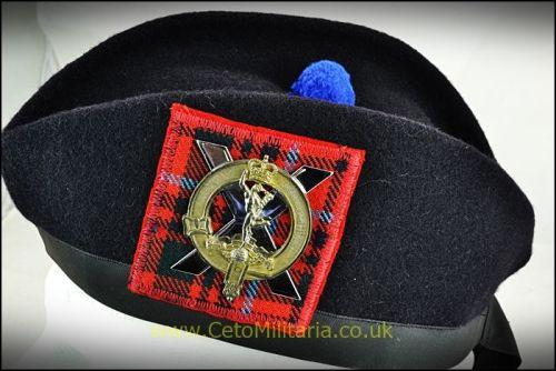 Glengarry, 32 Scots Signals (57/59cm)