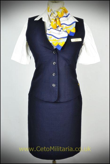 Thomas Cook Air Stewardess ()