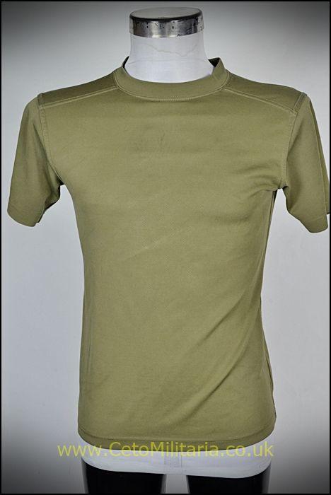 T-Shirt, PCS Coolmax Olive (Various)