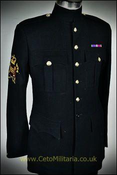 "Grenadier Guards No1 Jacket (36/37"") WO2/CSM"