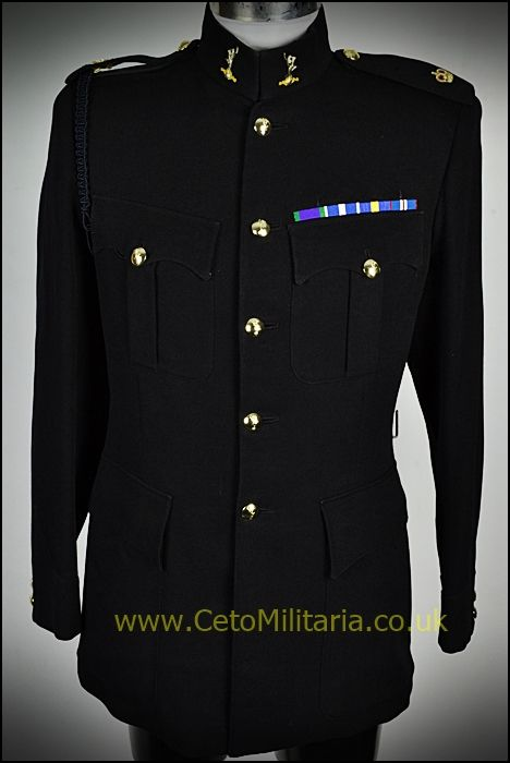 Royal Signals No1 Jacket () Major