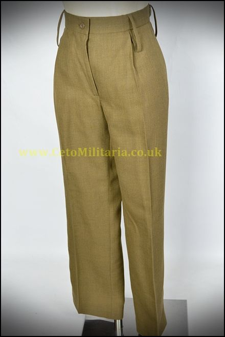 Barrack Trousers, FAD Female (New & Used)