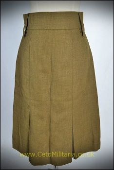 Barrack Skirt, FAD (New & Used)