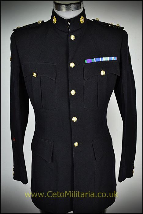 RLC No1 Jacket () Lt Col