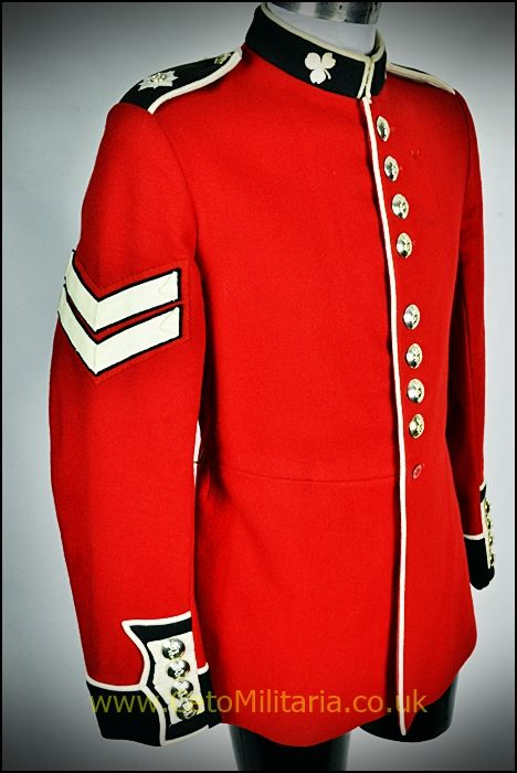 Irish Guards Tunic L/Cpl (