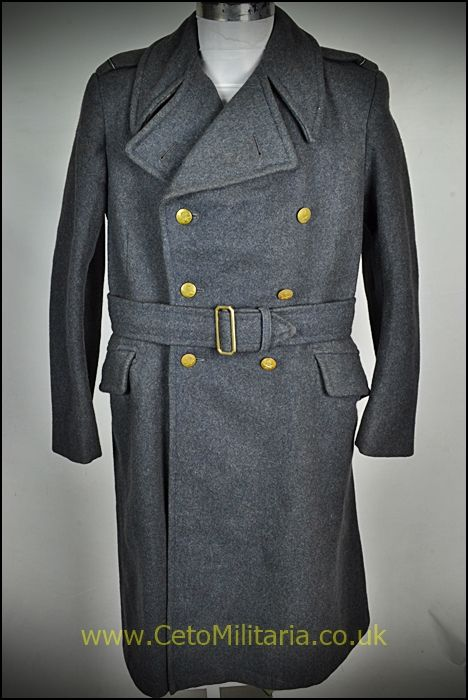 Greatcoat/Crombie, RAF Fg Off KC (