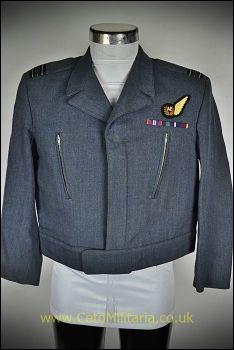 "RAF Blouse No1, Sq Ldr AE (39/40"")"