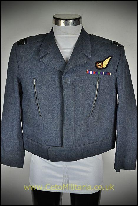 RAF Blouse No1, Sq Ldr AE ()
