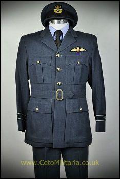 RAF No1 Sqn.Ldr Pilot (37/38C 33W)