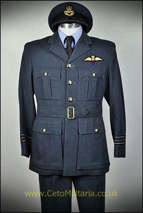 RAF No1 Sqn.Ldr Pilot (39/40C 32W)