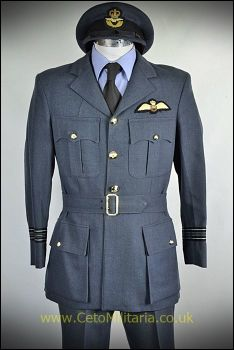 RAF No1 Sqn.Ldr Pilot (37/38C 31W)