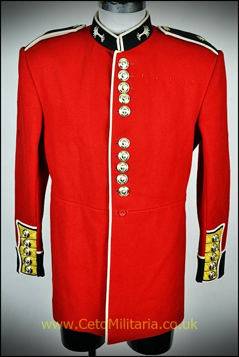 Welsh Guards L/Sgt Tunic (