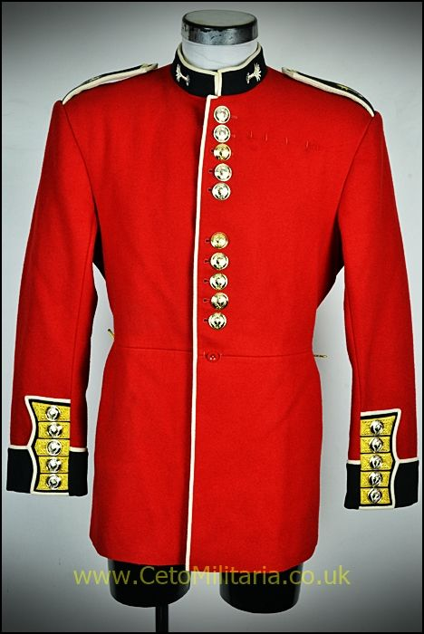 Welsh Guards Sgt Tunic ()
