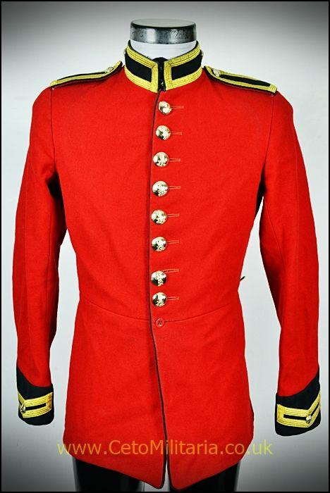 Life Guards Tunic (