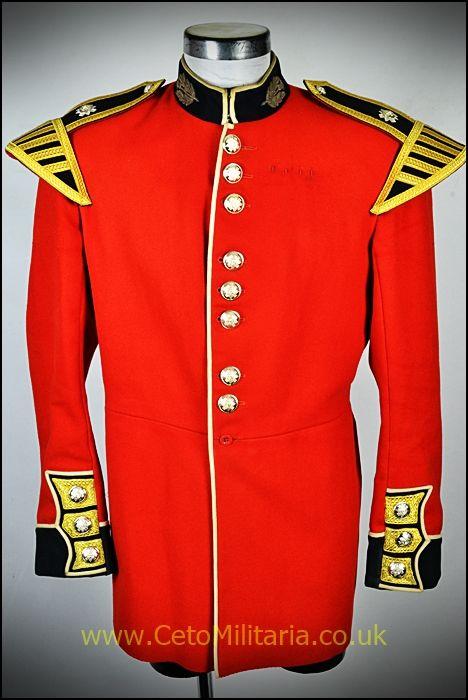 Scots Guards Bandsman Tunic (