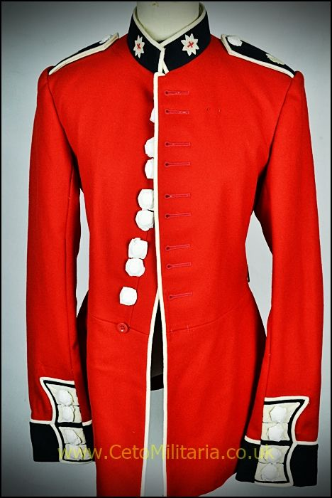 Coldstream Guards Tunic (