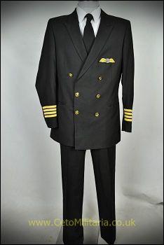 Civil Pilot (41/43C 33W)