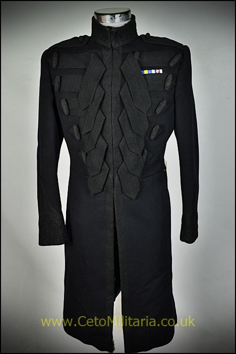 Frock Coat, Household Division (