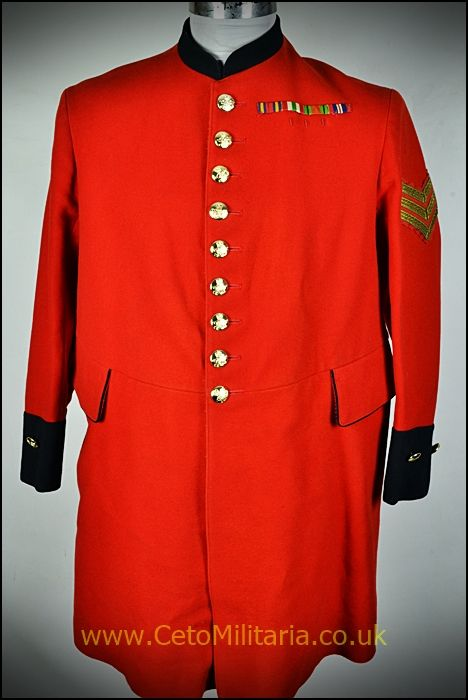 Royal Hospital Chelsea Tunic (