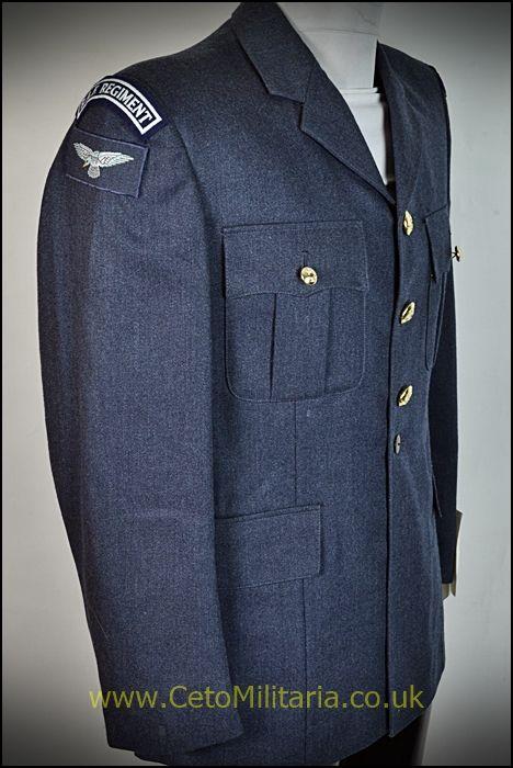 RAF No1 Jkt, Regiment OA (Various)