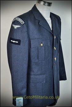 RAF No1 Jkt, Regiment LAC (Various)