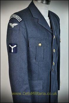 RAF No1 Jkt, Regiment SAC (Various)
