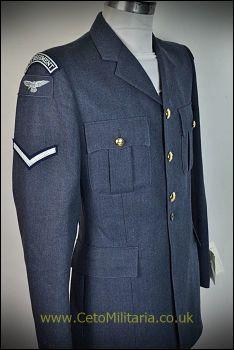 RAF No1 Jkt, Regiment L/Cpl(Various)