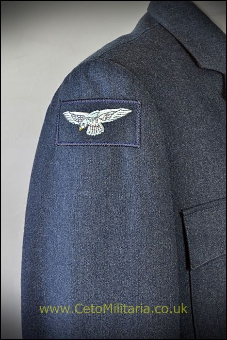 RAF No1 Jkt, OA (Various)