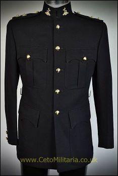 """Queen's Own Buffs No1 Jacket (36/37"""") Lt"""