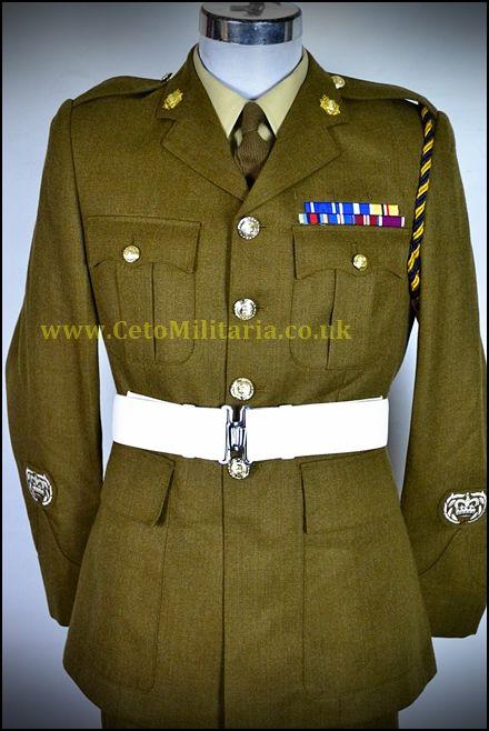 RLC RQMS FAD No2 Uniform (38/39