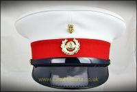 Royal Marines WO Cap (58cm)