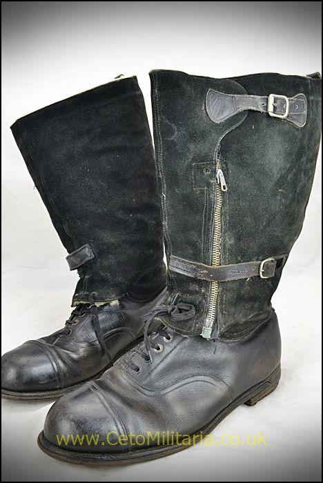 Boots - RAF Escape