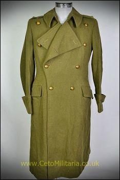 "Greatcoat, RASC 2Lt 1940s (37/39"")"