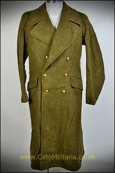 "Greatcoat, RA 1939 Pattern (38/40"")"