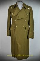 Greatcoat, Royal Scots Officer (36/38