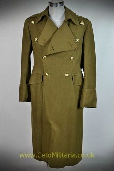 "Greatcoat, Royal Scots Officer (36/38"")"