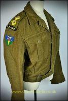 BD Blouse, RASC Lt 1946 Patt (36/37
