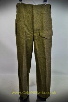 "BD Trousers, Canadian-Pattern 1944 (33/34"")"
