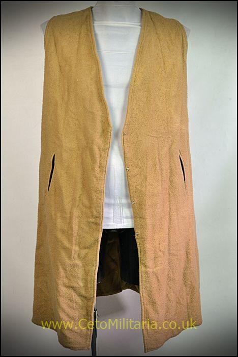Greatcoat/Trenchcoat Liner, Fleece No2