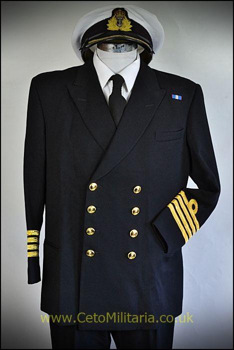 RN No1/5, Captain (43/44C 38W)