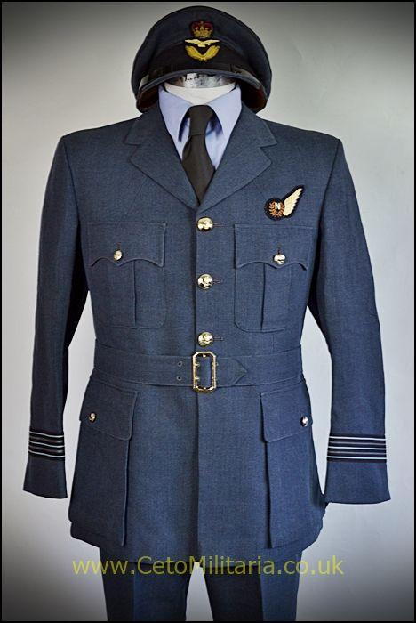 RAF No1 Wg.Cdr Nav (38/39C 36W)
