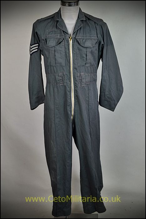 PJI Coverall, RAF Sgt (36/38