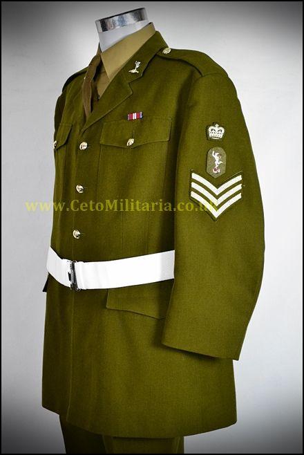 Royal Signals S/Sgt No2 (48/50