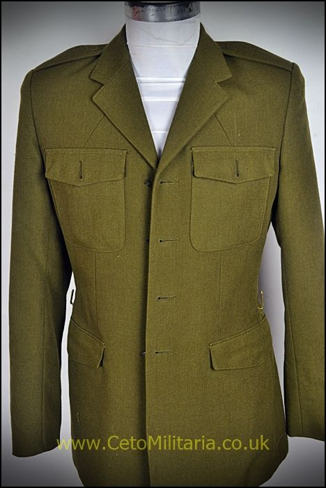 No2/1980Patt Jacket, Man's USED (Various)