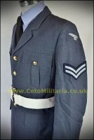 RAF No1, OA Jacket (42/43C 37W) Cpl