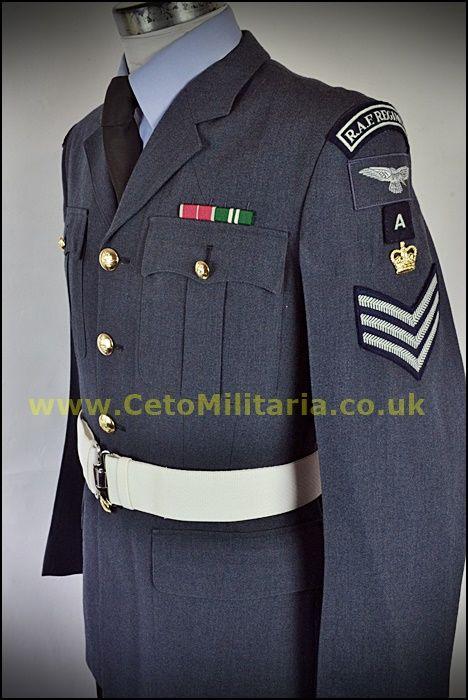 RAF No1, F/Sgt Regt (