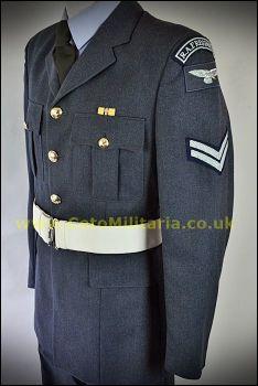 RAF No1,  OA Jacket (38/39C 34W) Regt Cpl
